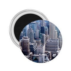 Manhattan New York City 2 25  Magnets by Nexatart