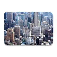 Manhattan New York City Plate Mats by Nexatart
