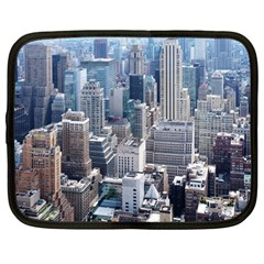 Manhattan New York City Netbook Case (large)