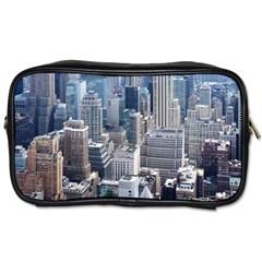 Manhattan New York City Toiletries Bags
