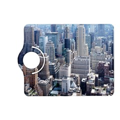 Manhattan New York City Kindle Fire Hd (2013) Flip 360 Case by Nexatart