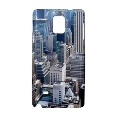 Manhattan New York City Samsung Galaxy Note 4 Hardshell Case
