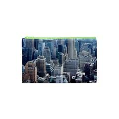 Manhattan New York City Cosmetic Bag (xs)