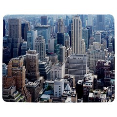 Manhattan New York City Jigsaw Puzzle Photo Stand (rectangular)