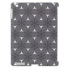 Seamless Weave Ribbon Hexagonal Apple Ipad 3/4 Hardshell Case (compatible With Smart Cover) by Nexatart
