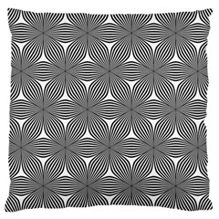 Seamless Weave Ribbon Hexagonal Large Cushion Case (two Sides) by Nexatart