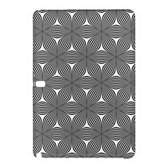 Seamless Weave Ribbon Hexagonal Samsung Galaxy Tab Pro 10 1 Hardshell Case by Nexatart