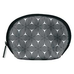 Seamless Weave Ribbon Hexagonal Accessory Pouches (medium)