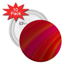 Abstract Red Background Fractal 2 25  Buttons (10 Pack)