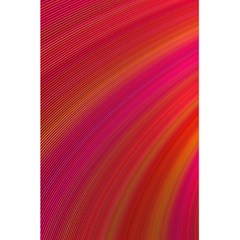 Abstract Red Background Fractal 5 5  X 8 5  Notebooks by Nexatart