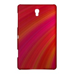 Abstract Red Background Fractal Samsung Galaxy Tab S (8 4 ) Hardshell Case