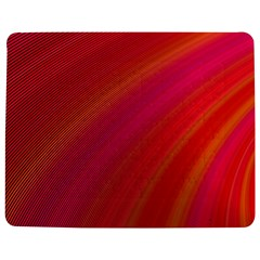 Abstract Red Background Fractal Jigsaw Puzzle Photo Stand (rectangular) by Nexatart