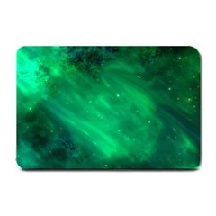 Green Space All Universe Cosmos Galaxy Small Doormat