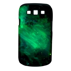 Green Space All Universe Cosmos Galaxy Samsung Galaxy S Iii Classic Hardshell Case (pc+silicone) by Nexatart