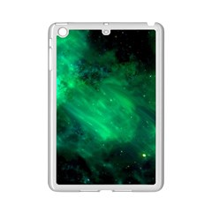 Green Space All Universe Cosmos Galaxy Ipad Mini 2 Enamel Coated Cases