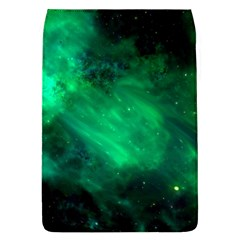 Green Space All Universe Cosmos Galaxy Flap Covers (l)