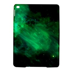 Green Space All Universe Cosmos Galaxy Ipad Air 2 Hardshell Cases