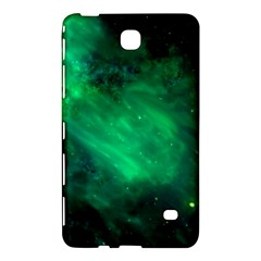 Green Space All Universe Cosmos Galaxy Samsung Galaxy Tab 4 (8 ) Hardshell Case