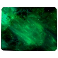 Green Space All Universe Cosmos Galaxy Jigsaw Puzzle Photo Stand (rectangular)