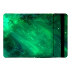Green Space All Universe Cosmos Galaxy Apple Ipad Pro 10 5   Flip Case by Nexatart