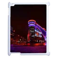 Moscow Night Lights Evening City Apple Ipad 2 Case (white)
