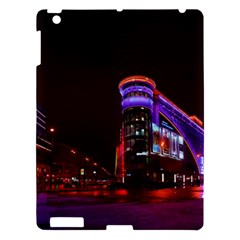 Moscow Night Lights Evening City Apple Ipad 3/4 Hardshell Case