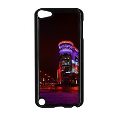 Moscow Night Lights Evening City Apple Ipod Touch 5 Case (black)