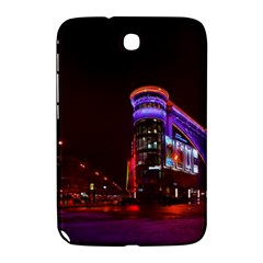 Moscow Night Lights Evening City Samsung Galaxy Note 8 0 N5100 Hardshell Case