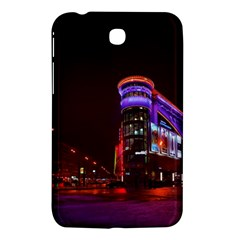 Moscow Night Lights Evening City Samsung Galaxy Tab 3 (7 ) P3200 Hardshell Case