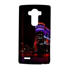 Moscow Night Lights Evening City Lg G4 Hardshell Case