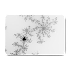 Mandelbrot Apple Males Mathematics Small Doormat