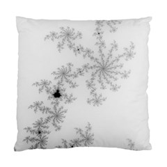 Mandelbrot Apple Males Mathematics Standard Cushion Case (two Sides)