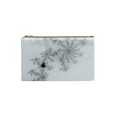 Mandelbrot Apple Males Mathematics Cosmetic Bag (small)  by Nexatart