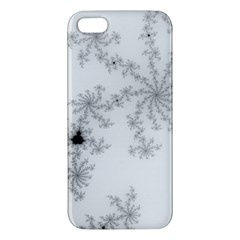 Mandelbrot Apple Males Mathematics Apple Iphone 5 Premium Hardshell Case by Nexatart