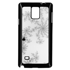 Mandelbrot Apple Males Mathematics Samsung Galaxy Note 4 Case (black) by Nexatart