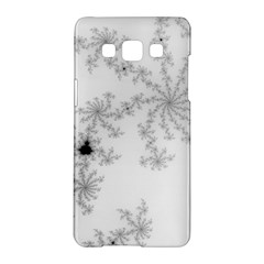 Mandelbrot Apple Males Mathematics Samsung Galaxy A5 Hardshell Case  by Nexatart