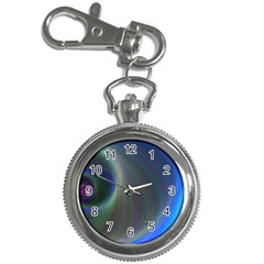 Gloom Background Abstract Dim Key Chain Watches