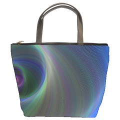 Gloom Background Abstract Dim Bucket Bags by Nexatart