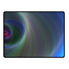 Gloom Background Abstract Dim Fleece Blanket (small)