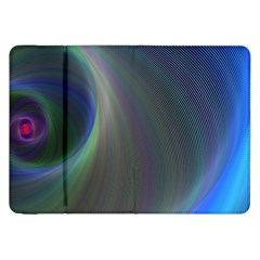 Gloom Background Abstract Dim Samsung Galaxy Tab 8 9  P7300 Flip Case by Nexatart