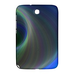Gloom Background Abstract Dim Samsung Galaxy Note 8 0 N5100 Hardshell Case  by Nexatart