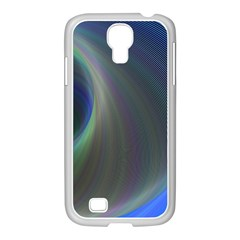 Gloom Background Abstract Dim Samsung Galaxy S4 I9500/ I9505 Case (white)