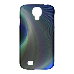 Gloom Background Abstract Dim Samsung Galaxy S4 Classic Hardshell Case (pc+silicone)