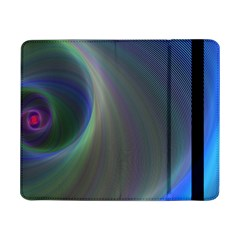 Gloom Background Abstract Dim Samsung Galaxy Tab Pro 8 4  Flip Case by Nexatart