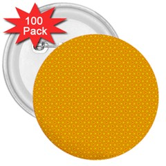 Texture Background Pattern 3  Buttons (100 Pack)