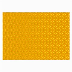 Texture Background Pattern Large Glasses Cloth (2 Side)