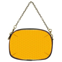 Texture Background Pattern Chain Purses (one Side)