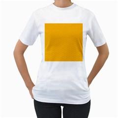Texture Background Pattern Women s T Shirt (white)