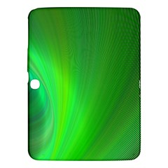 Green Background Abstract Color Samsung Galaxy Tab 3 (10 1 ) P5200 Hardshell Case