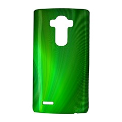 Green Background Abstract Color Lg G4 Hardshell Case